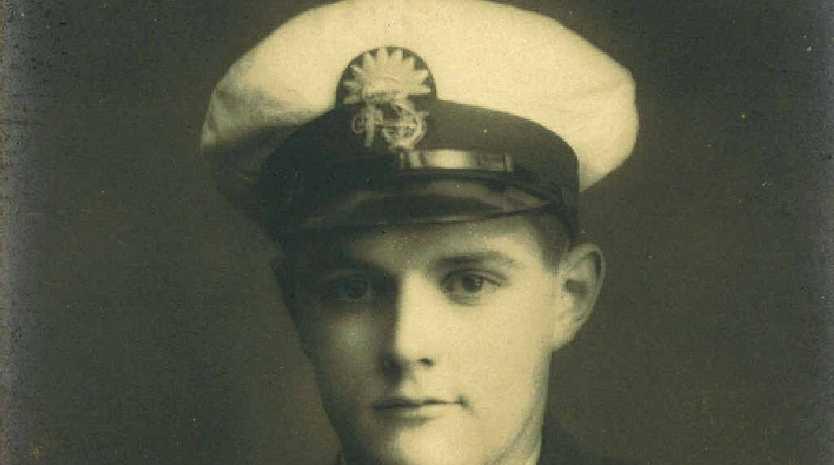 John Villiers as a young man.