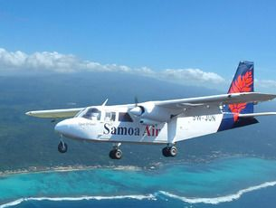 Samoa Air is catering for larger people.