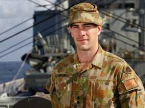 Pharmacist sails to a new challenge on board HMAS Tobruk
