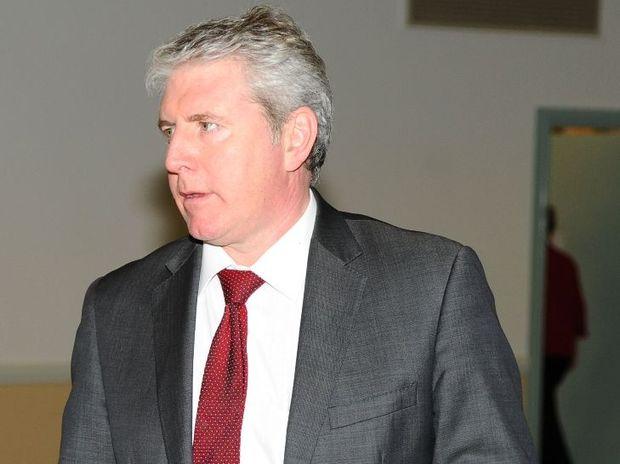 Immigration Minister Brendan O'Connor
