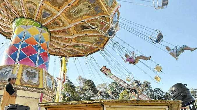 The Sunshine Coast Agricultural Show has brought fun and frivolity to Nambour for 108 years.