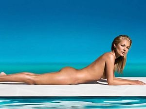 Sun rises on St Tropez's profits after nude Kate Moss pics