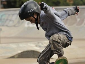 Mayoral Skateboarding Competition