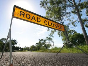 ROAD CLOSURES: Bushfires shut down section of Bruce Highway