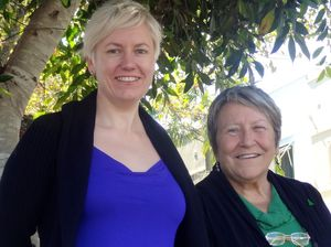 Greens' Vernon and Faehrmann in synch on rural protection