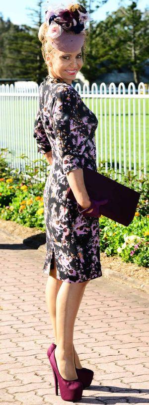 SPOTLIGHT: Fashions on the Field winner Lisa Wellings of Sydney.