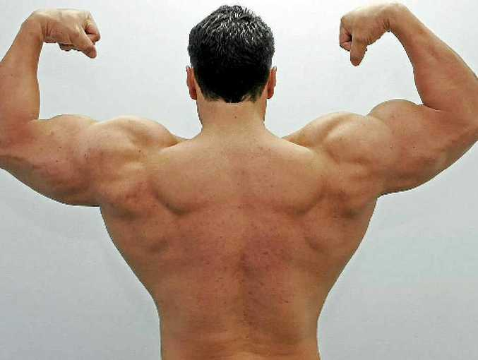 HUGE PROBLEM: Steroids used for muscle building have many long-term, unwanted side effects.