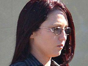 Woman allegedly set fire to ex-boyfriend's house