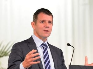No honeymoon for new premier Mike Baird