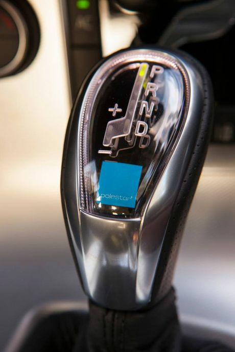 The new Volvo S60 Polestar.