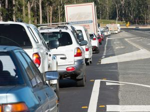 Pacific Highway flowing again after truck crash at Wardell