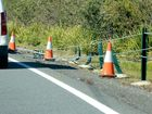 """Wire guard rails on the New England Hwy have been labelled """"lethal"""" by a concerned motorist."""