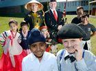 Tweed students celebrate their global heritages