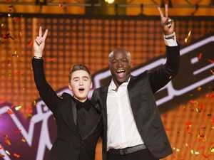 26,000 Rockhamtpon viewers tuned in to The Voice final