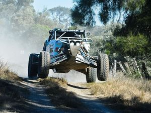 Off road racing to make forest roads of Glenugie roar