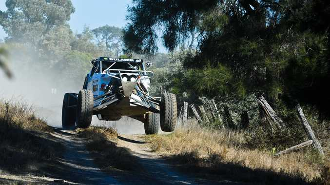 Australian Off Road Championship for Mulgowie.