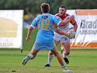 Devils centre, Shaun Wilson, goes for a tackle in the game against Kawana earlier this season. It is the only game Gympie has lost so far.