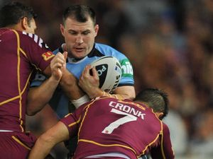 NSW Blues have belief to end Qld's long run: Goldthorpe