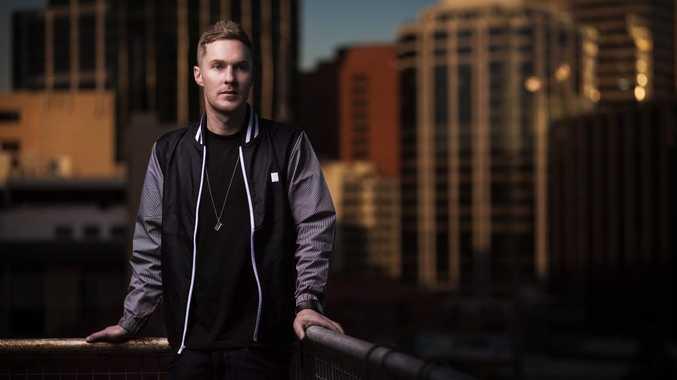 Aussie hip-hop artist Drapht.