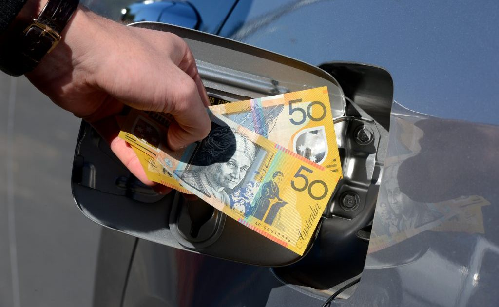 The RACQ has released a new weapon in the battle against high fuel prices.