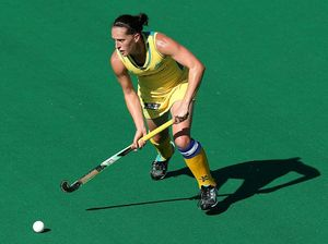 Blyth leading Hockeyroos into battle for World Cup spot