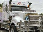 Rob Sinclair Equpment Finance truck.