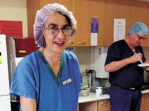 50-year nursing career has taken Lyn all over the world