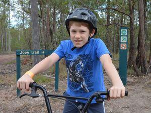 Promisedland Mountain Bike Trails open