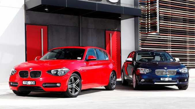 From September, the new BMW 1 Series will have a starting price of $35,600.