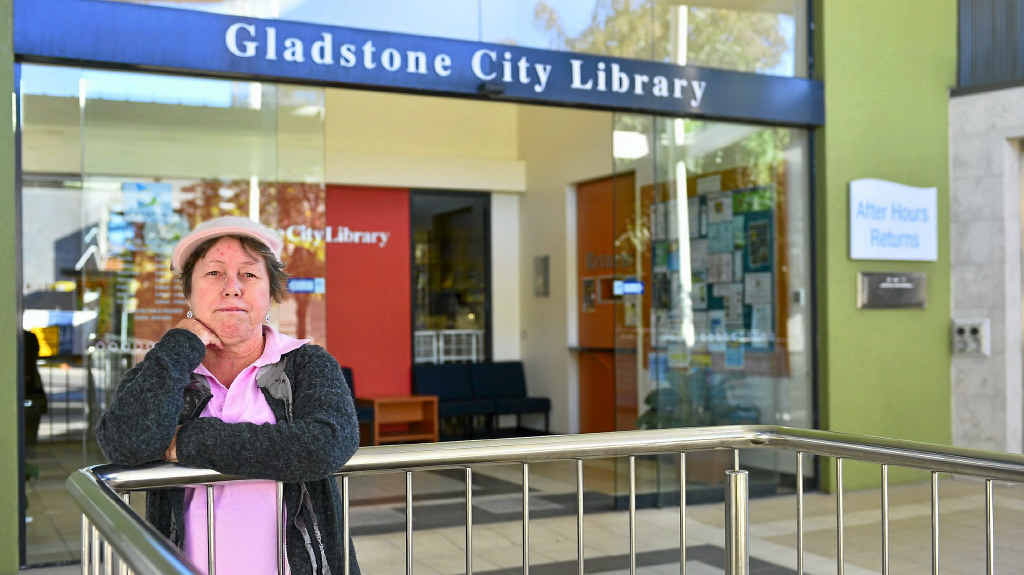 FAIR GO: Friends in Art founder Kim Scrimshaw believes money taken from the arts and culture portfolio to help cover costs for the Gladstone Entertainment Centre redevelopment may impact services.