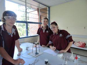 High school students get taste of work in resources sector