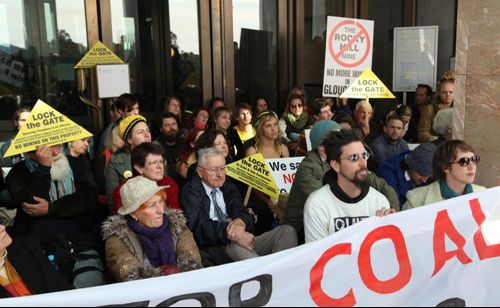 CSG exploration and extraction has been controversial in New South Wales