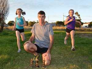 Nanango trio runs to cross country glory