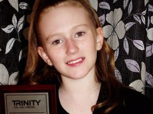 Nine-year-old Zoey named Queensland's top student at awards