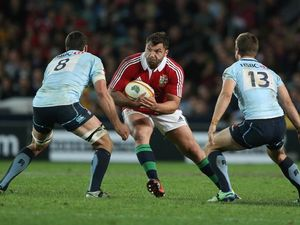 Corbisiero's call-up helps Lions deal with injury dilemma