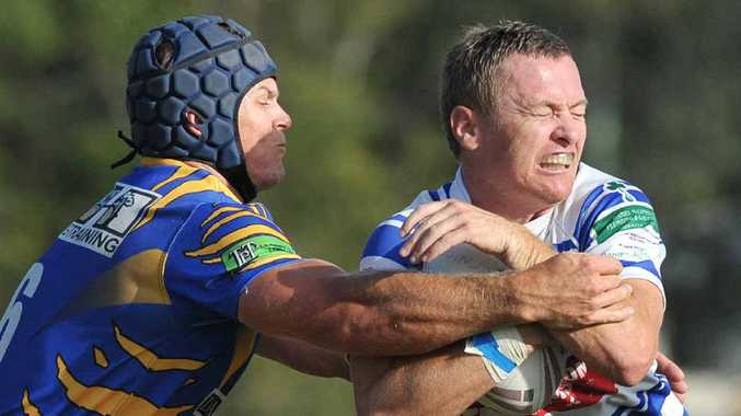 ARM WRESTLE: Norths will have to overturn recent history to upset Brothers at North Ipswich on Sunday afternoon.