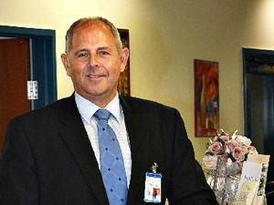 New Mater Hospital director puts nursing first
