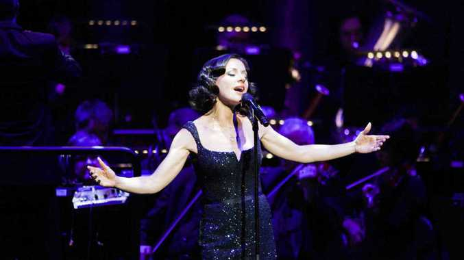 STRONG FORCE: Tina Arena will perform at the Emerald Showgrounds on Saturday, July 14.