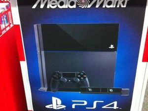 Playstation 4 release date leaked