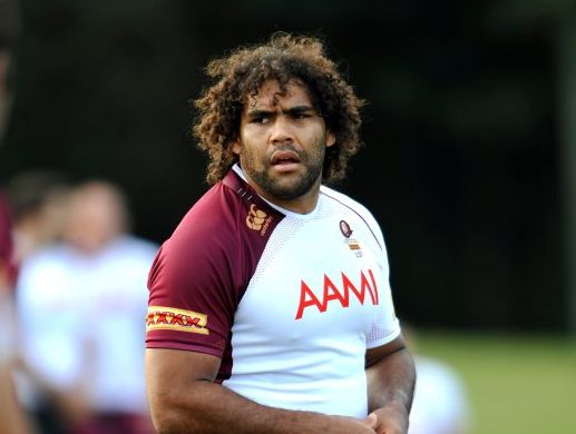 Sam Thaiday is one of a number of Origin stars involved in finals.