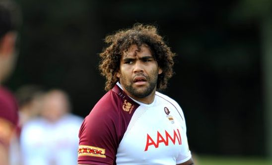 Brisbane Bronco Sam Thaiday