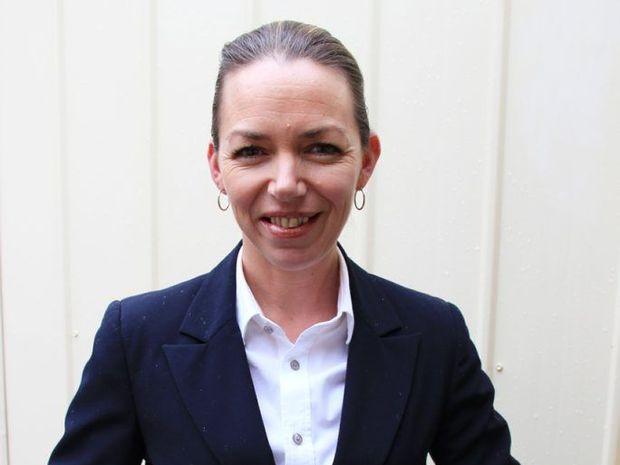 WINNER: Vocational Student of the Year award winner Tara McGhee