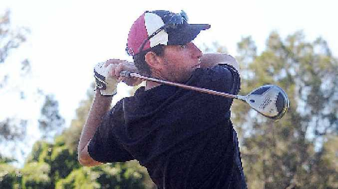 Drew Newton took out the Mackay Toyota Open, held at the weekend.