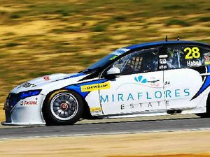 V8 Supercars could soon be racing in Toowoomba