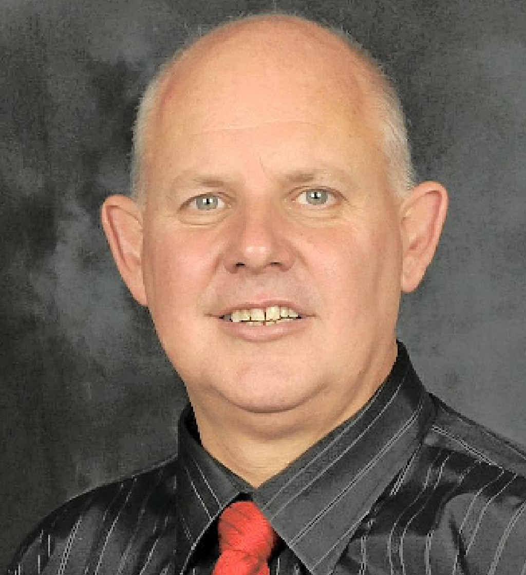 Vice-Chancellor Professor Scott Bowman