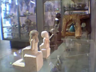 Ancient Egyptian statuette mysteriously moves by itself