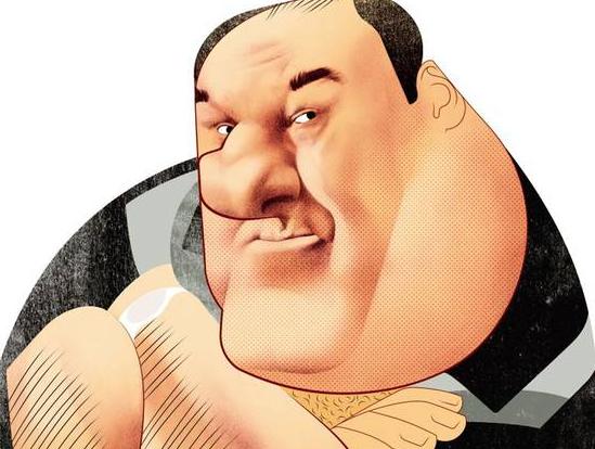 James Gandolfini's portrayal of Tony Soprano changed television's concept of a leading man.
