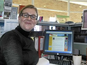 Amy takes helm at city visitor centre