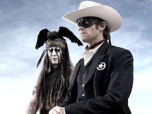 Critics slam 'terrible' Lone Ranger as 'train wreck'