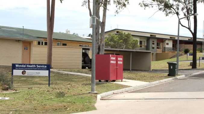 Legionella bacteria has been found at Wondai and Cherbourg hospitals.